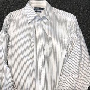 POLO RALPH LAUREN ANDREW CLASSIC FIT DRESS SHIRT